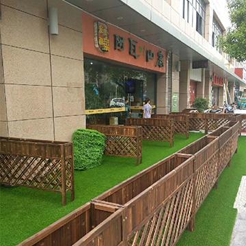 围挡专用草坪人造草坪