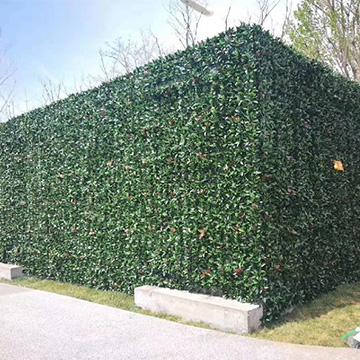 市政花箱配电绿化植物墙