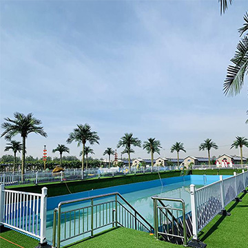 室外防嗮仿真椰子树