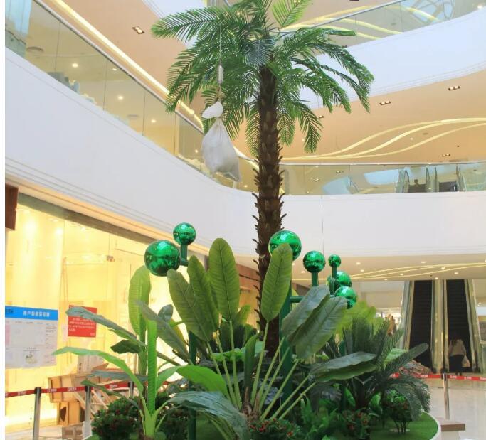 什么是仿真棕榈树