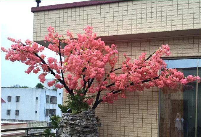 仿真桃花树多少钱