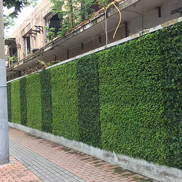 围墙仿真植物墙