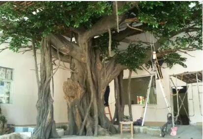假树仿真树